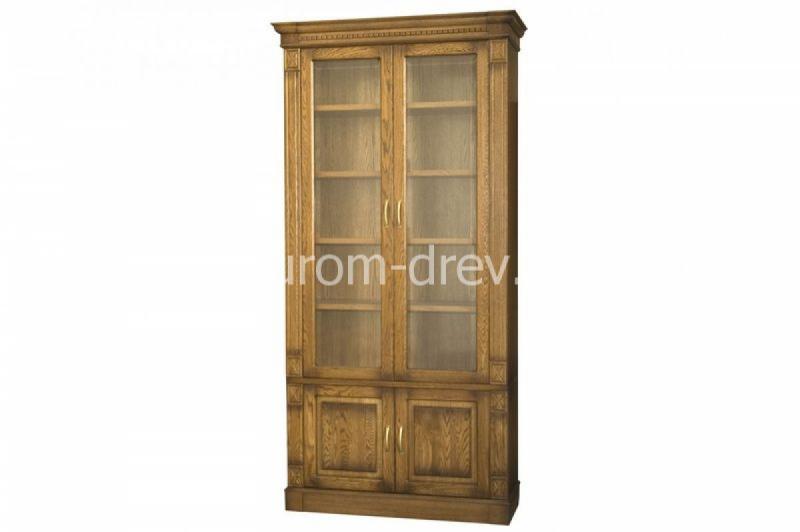Шкаф библиотека Верди №1