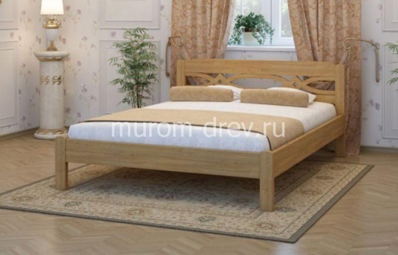 Кровать Марта в интерьере