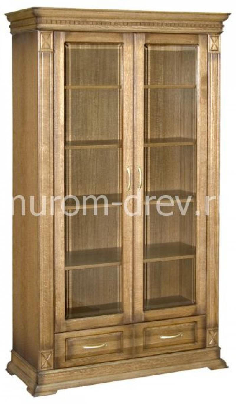 Шкаф для книг Верди №2