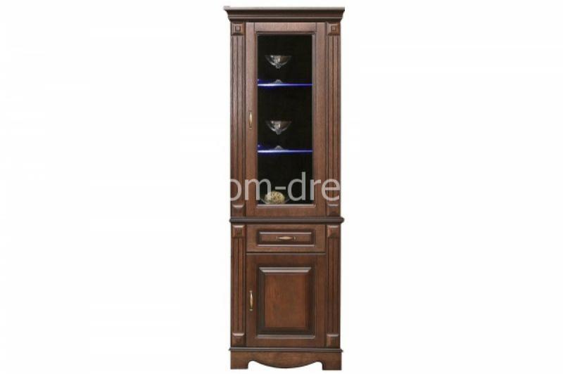 Шкаф книжный комбинированный Венето