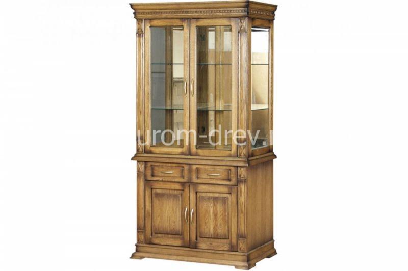 Шкаф для посуды Верди №4