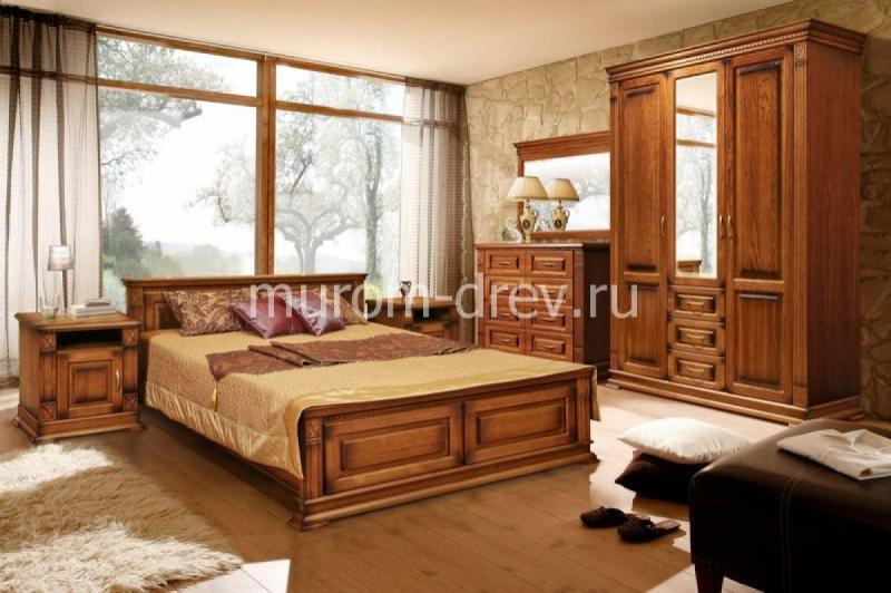Спальный комплект Верди №2
